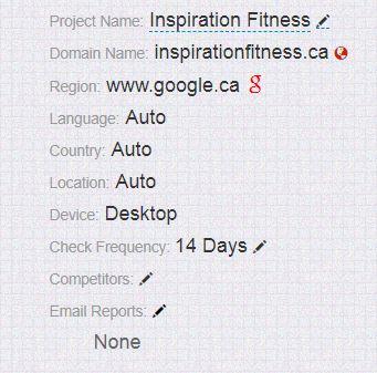 keyword tracking tool